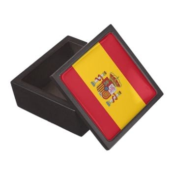 Spanish Flag Premium Gift Box
