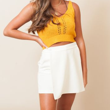 French Connection - Aria Flare Skort