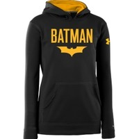 Under Armour Boys' Alter Ego Batman Armour Fleece Storm Hoodie