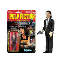 SDCC Exclusive Pulp Fiction Bloody Vincent Vega ReAction Action Figure