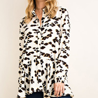 Walk on the Wild Side Blouse