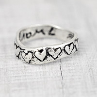 Oceans of Love Ring