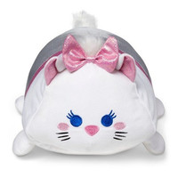 Disney Tsum Tsum Marie Large Plush Pillow 23 in. x 14 in.