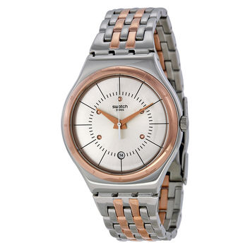 Swatch Irony Sedan Mens Quartz Watch YWS404G