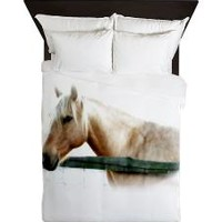 Horse Photography Queen Duvet> Horse Photography> One Stop Gift Shop