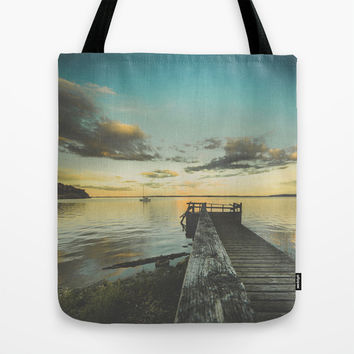 Dating Alice in wonderland Tote Bag by HappyMelvin | Society6