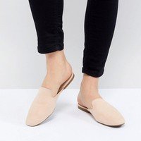 Park Lane Flat Mules at asos.com