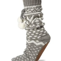 Old Navy Sweater Sock Slippers