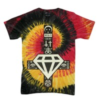 Diamond Tie Dye : SSC0 : MerchNOW - Your Favorite Band Merch, Music and More