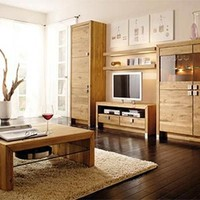 Living room and Wooden Furniture ideas