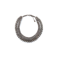 SPARKLY CRYSTAL BEAD NECKLACE