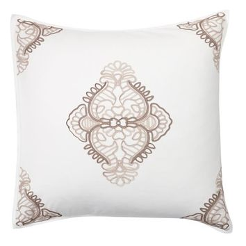 Alyssa Embroidered Duvet Cover & Sham