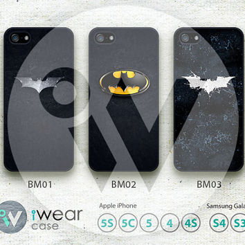 Batman iPhone 4 Case, More Batman Icon iPhone 4 4g 4s Hard Case,cover skin case for iphone 4/4g/4s case