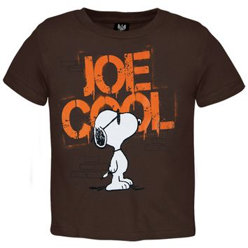 Peanuts - Joe Cool Stencil Infant T-Shirt