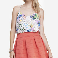 BARCELONA CAMI - WATERCOLOR FLORAL from EXPRESS