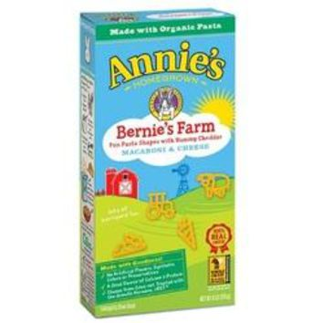 Annie's Homegrown Brnie Frm Mac & Cheese (12x6OZ )