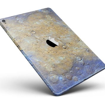 """Grungy Watercolor Boiling Surface Full Body Skin for the iPad Pro (12.9"""" or 9.7"""" available)"""