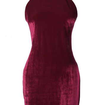 Cupshe You Are Mine Bodycon Dress