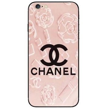 Chanel Trending Print iPhone Phone Cover Case For iphone 6 6s 6plus 6s-plus 7 7plus 8 8plus G