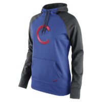 Nike Therma-FIT All Time Pullover (MLB Cubs) Women's Training Hoodie