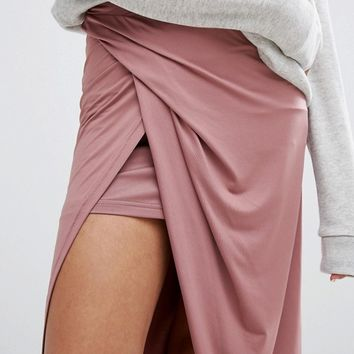 Pixie & Diamond Pencil Skirt at asos.com