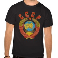 Soviet Coat of Arms CCCP t-shirt
