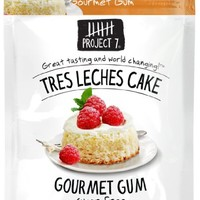 Project 7 Sugar-Free Gum, Tres Leches, 12 Count