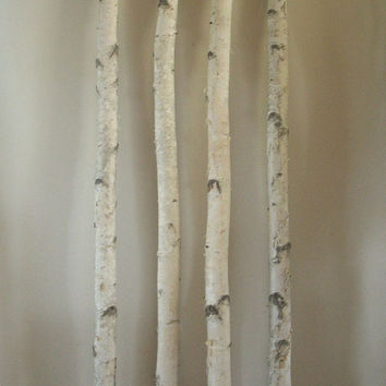 White Birch Poles 7ft, Chuppah Poles, Birch Poles, Wedding, Rustic Wedding, Intereior Design, Home Decor, Decorating, White Birch, Arbor