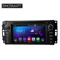 Car DVD Android 5.1 GPS Navigation for Jeep Cherokee/Commander/Compass/Patriot/ Wrangler Capacitive Touch Screen 1.6 GHz CPU