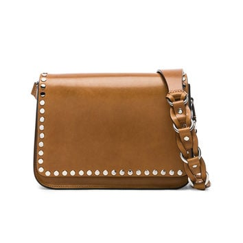 Isabel Marant Calibar Bag in Natural | FWRD