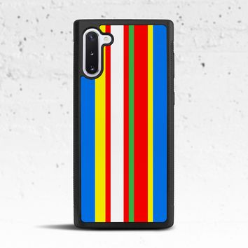 Primary Stripes Phone Case for Samsung Galaxy S & Note