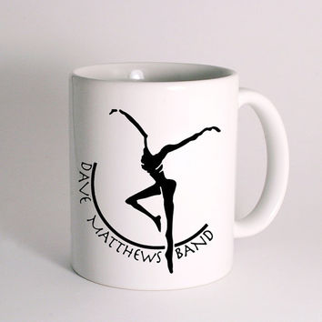 Dave Matthews Band Dancer Logo 2 for Mug Design