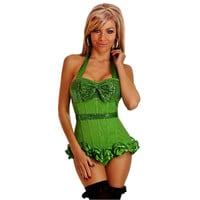 Women's Hot Sexy Underbust Bustier Waist Cincher Training Corsets Body Shapers Wear For Fitness Sexy Lingerie Corset = 4804908548