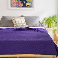 Marshmallow Bed Blanket   Urban Outfitters