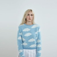 Lazy Oaf Fluffy Cloud Jumper - View all - NEW IN - Womens