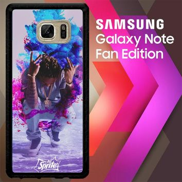 Future Dirty Sprite L2115 Samsung Galaxy Note FE Fan Edition Case