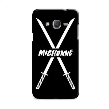 Michonne swords The Walking Dead Samsung Galaxy J7 2015 | J7 2016 | J7 2017 Case