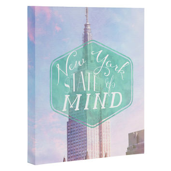 Maybe Sparrow Photography New York State of Mind Art Canvas