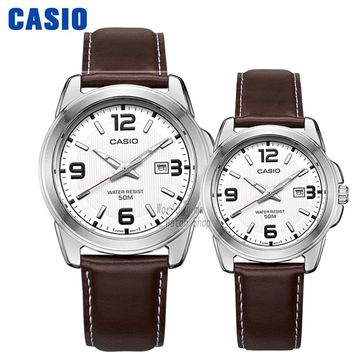 Casio watch Leisure and waterproof quartz couple table MTP-1314L-7A LTP-1314L-7A