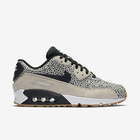The Nike Air Max 90 Premium Women's Shoe.