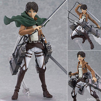 Max Factory Figma Attack on Titan Shingeki no Kyojin Action Figure Eren