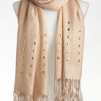 Lulu Studded Scarf | Nordstrom