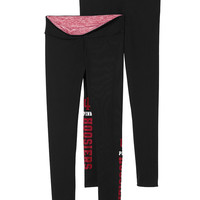 Indiana University Ultimate Yoga Legging - PINK - Victoria's Secret
