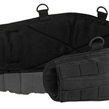 Gen II Battle Belt Color- Black (Large)