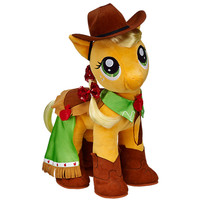 Rodeo MY LITTLE PONY APPLEJACK | Build-A-Bear