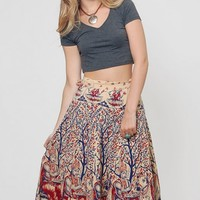 Krishna Wrap Skirt