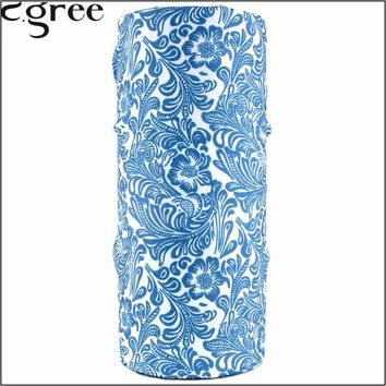 C.gree Paisley Bandana Headband Flower Out door Bandana 25*48cm Bicycle Bandana Scarf Face Mask Headscarf kerchief babushka 174