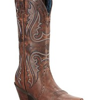 Ariat Women's Sassy Brown Heritage X-Toe Western Boots