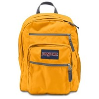 "JanSport Big Student Backpack - Beez Yellow / 17.5""H x 13""W x 10""D"