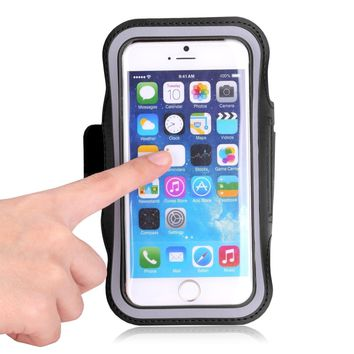 For iPhone Armband Brassard Telephone Phone Case Hand To Run on the Phone Sports Case for Mobile Phone Holder Running Carrying